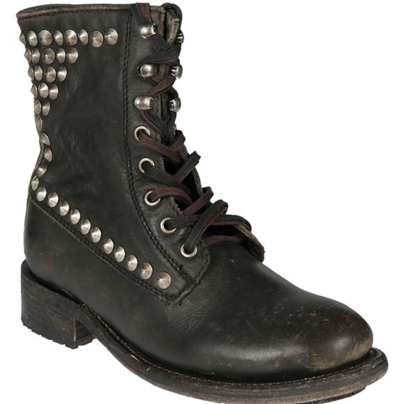 ASH Ralph Lace up boots